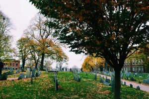 2nd Oldest Graveyard in Boston