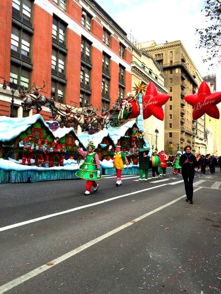 santa macy parade